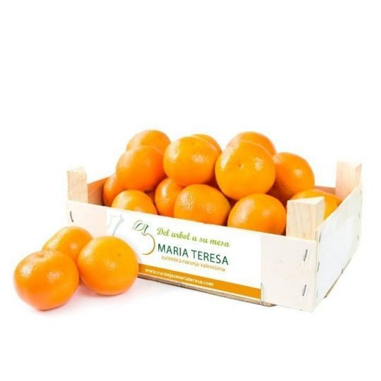 Caja de Mandarinas - Peso 5Kg