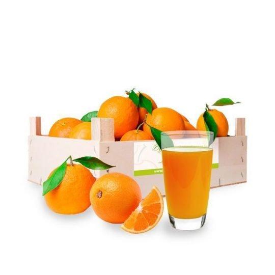 Caja de Naranjas para zumo - Peso 5Kg